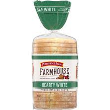 Pepperidge Farm Farmhouse Bread, Hearty White