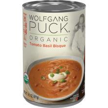 Wolfgang Puck Bisque, Organic, Tomato Basil