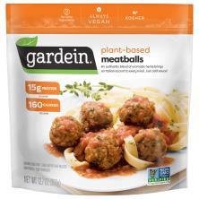 Gardein Meatballs, Meatless, Classic