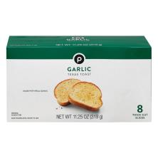 Publix Texas Toast, Garlic