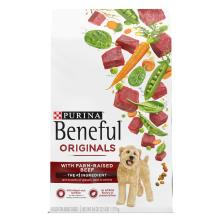 Beneful Food for Dogs, Originals, with Real Beef