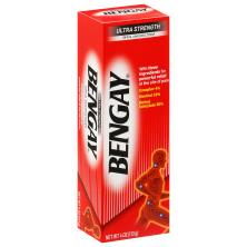Bengay Pain Relieving Cream, Ultra Strength