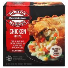 Boston Market Pot Pie, Chicken