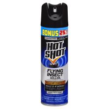 Hot Shot Flying Insect Killer3, Clean Fresh Scent