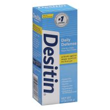 Desitin Diaper Rash Cream, Rapid Relief