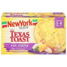 New York Texas Toast, Five Cheese