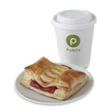Coffee & Pastry Combo