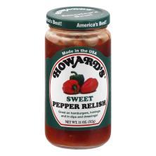 Howards Relish, Sweet Pepper