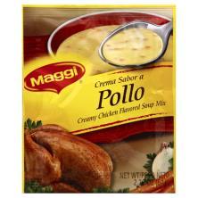 Maggi Soup Mix, Creamy Chicken Flavored