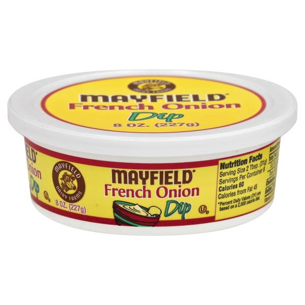 Mayfield Dip, French Onion