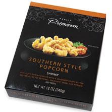 Publix Premium Breaded Shrimp, Popcorn, Southern Stylefrozen, Farm Raised