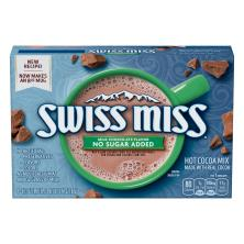 Swiss Miss Hot Cocoa Mix, Milk Chocolate Flavor