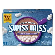Swiss Miss Classics Hot Cocoa Mix, Marshmallow Lovers