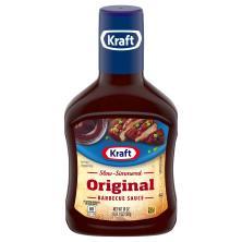 Kraft Barbecue Sauce & Dip, Original