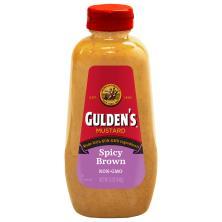Guldens Mustard, Spicy Brown
