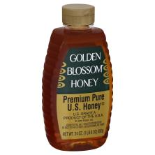Golden Blossom Honey, Premium Pure US