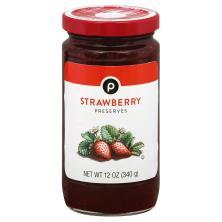 Publix Preserves, Strawberry