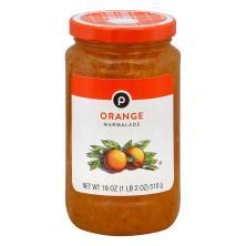 Publix Marmalade, Orange