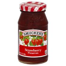 Smuckers Preserves, Strawberry