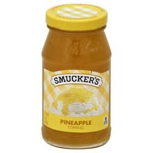 Smuckers Topping, Pineapple