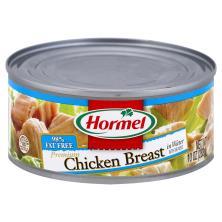 Hormel Chicken Breast, Premium, in Water
