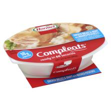 Hormel Compleats Chicken Breast & Gravy, with Mashed Potatoes