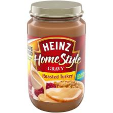 Heinz HomeStyle Gravy, Roasted Turkey