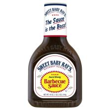 Sweet Baby Rays Barbecue Sauce, Original