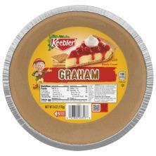 Keebler Pie Crust, Graham, Ready Crust