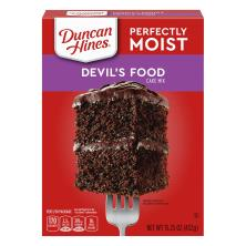 Duncan Hines Classic Cake Mix, Devil's Food