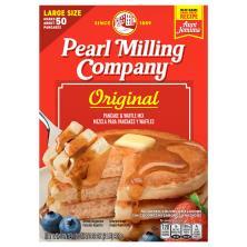Aunt Jemima Pancake & Waffle Mix, Original