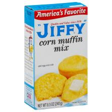 Jiffy Muffin Mix, Corn
