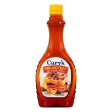 Carys Syrup, Low Calorie, Sugar Free, Maple Flavor