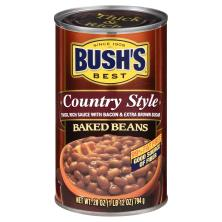 Bushs Best Baked Beans, Country Style