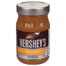 Hersheys Topping, Caramel