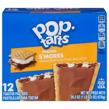 Pop Tarts Toaster Pastries, Frosted S'mores