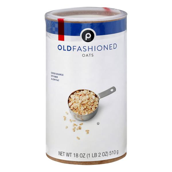 Publix Oats, Old Fashioned