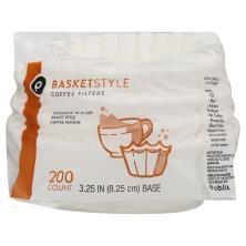 Publix Coffee Filters, Basket-Style, 8-12 Cup
