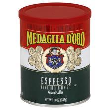 Folgers Coffee, Ground, Dark, Espresso Italian Roast
