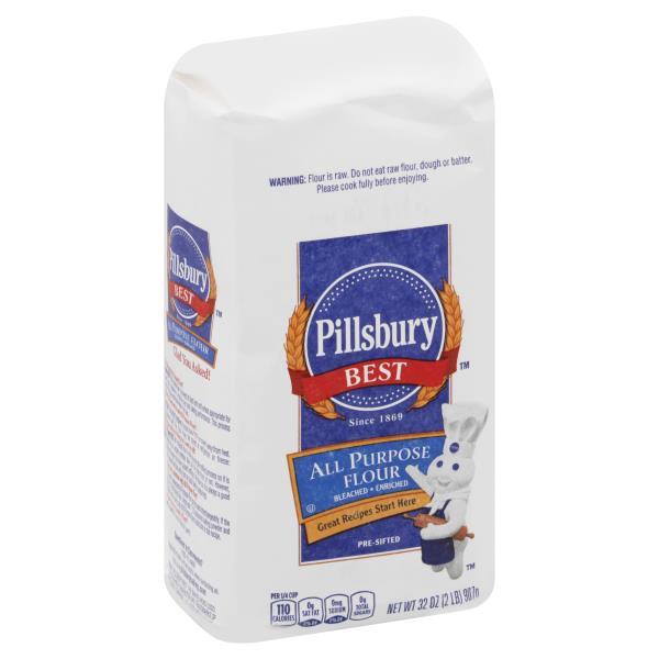 Pillsbury Best Flour, All Purpose, Bleached, Enriched