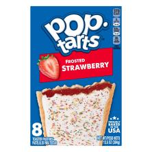 Pop Tarts Toaster Pastries, Frosted Strawberry