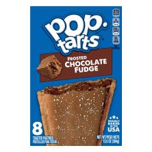 Pop Tarts Toaster Pastries, Frosted Chocolate Fudge
