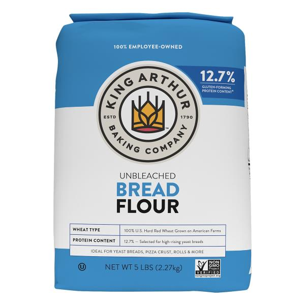 King Arthur Flour Flour, Bread, Unbleached : Publix.com
