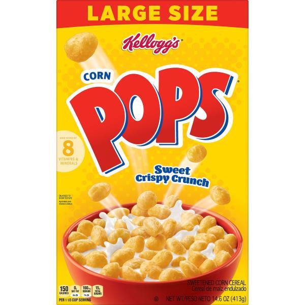 Corn Pops Cereal : Publix.com
