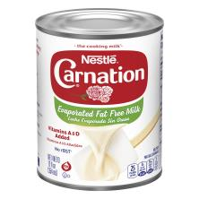 Carnation Evaporated Milk, Fat Free
