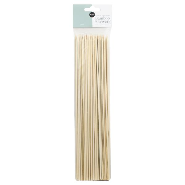 Publix Skewers, Bamboo, 12-Inch