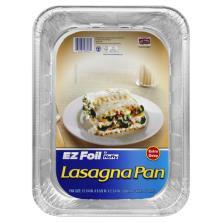 EZ Foil Lasagna Pan, Extra Deep