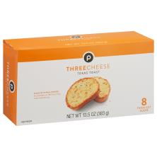 Publix Texas Toast, Three Cheese