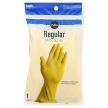 Publix Gloves, Latex, Regular, Small
