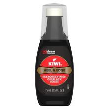 Kiwi Polish, Heel & Edge, Black